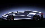 McLaren Speedster teaser image