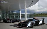 1134bhp Virtual McLaren concept to make video game debut
