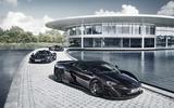 McLaren building