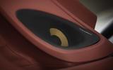 McLaren 570GT Bowers & Wilkins speakers