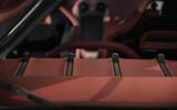 McLaren 570GT rear parcel shelf