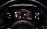 McLaren 570GT instrument cluster