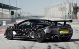 McLaren 620R side 3/4