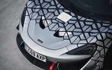 McLaren 620R splitter