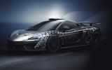 McLaren 620R studio