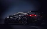 McLaren 620R rear studio
