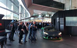 McLaren 765LT reveal - gathered press