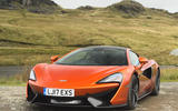 The McLaren 570GT added extra refinement and comfort to the 570S formula