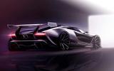 McLaren P15: extreme supercar rendering