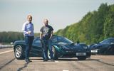 McLaren generations - Andrew Frankel and Matt Prior