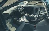 McLaren generations - F1 cabin
