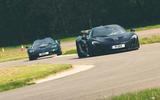 McLaren generations - F1 chasing P1 front