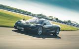 McLaren generations - F1 action front