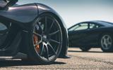 McLaren generations - P1 alloy wheels
