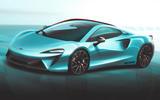 2021 McLaren High-Performance Hybrid render
