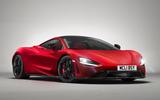 McLaren 650S successor carbon tub revealed ahead of Geneva