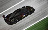 McLaren P1 GTR James Hunt