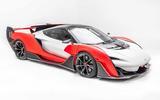 McLaren Sabre front side