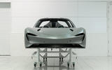 2020 McLaren Speedtail production