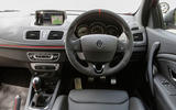 RS Megane 275 Cup-S dashboard