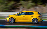 Renault Megane RS Trophy profile