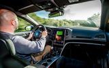 Renault Megane RS Trophy cabin