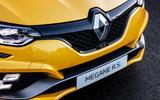 Renault Megane RS Trophy splitter