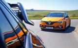 Renault Megane RS vs Honda Civic Type R