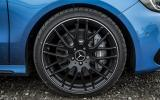 20in Mercedes-AMG A 45 alloys