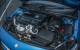 2.0-litre Mercedes-AMG A 45 engine