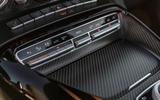 Mercedes-AMG GT C Roadster switchgear