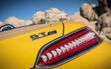 Mercedes-AMG GT C Roadster rear light