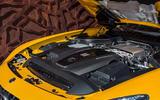 4.0-litre V8 Mercedes-AMG GT C Roadster engine