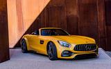 4.5 star Mercedes-AMG GT C Roadster