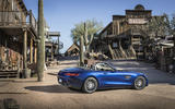 Mercedes-AMG GT Roadster rear quarter