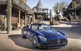 4 star Mercedes-AMG GT Roadster