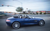 Mercedes-AMG GT Roadster rear