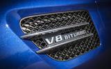 Mercedes-AMG GT Roadster side vents
