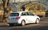 134bhp Mercedes-Benz B 220 CDI