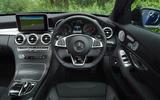 Mercedes-AMG C 43 Estate dashboard