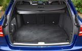 Mercedes-AMG C 43 Estate boot space