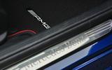 Mercedes-AMG door sills