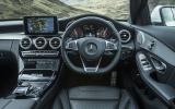 Mercedes-AMG C 63 dashboard