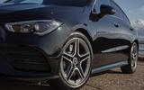 Mercedes CLA Shooting Brake wheels