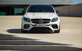 Mercedes-AMG E63 Estate headlights and grill