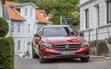 Mercedes-Benz E 220 d Estate front end