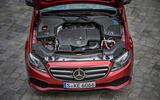 2.1-litre Mercedes-Benz E 220 d diesel engine