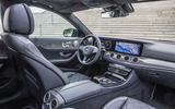 Mercedes-Benz E 220 d Estate interior