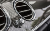 Mercedes-Benz E 220 d air vents