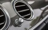 Mercedes-Benz E 220 d air vents